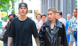 Justin Bieber and Hailey Baldwin Hold Hands After Enjoying Dinner Date