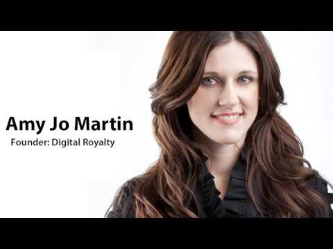 Amy Jo Martin - Empowered Female Entrepreneur by GearX - Global Fund for Women