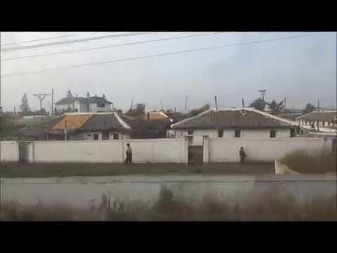 North Korea Train Tour 2015: From Chongjin to Wonsan 北朝鮮鉄道の旅:清津から元山へ