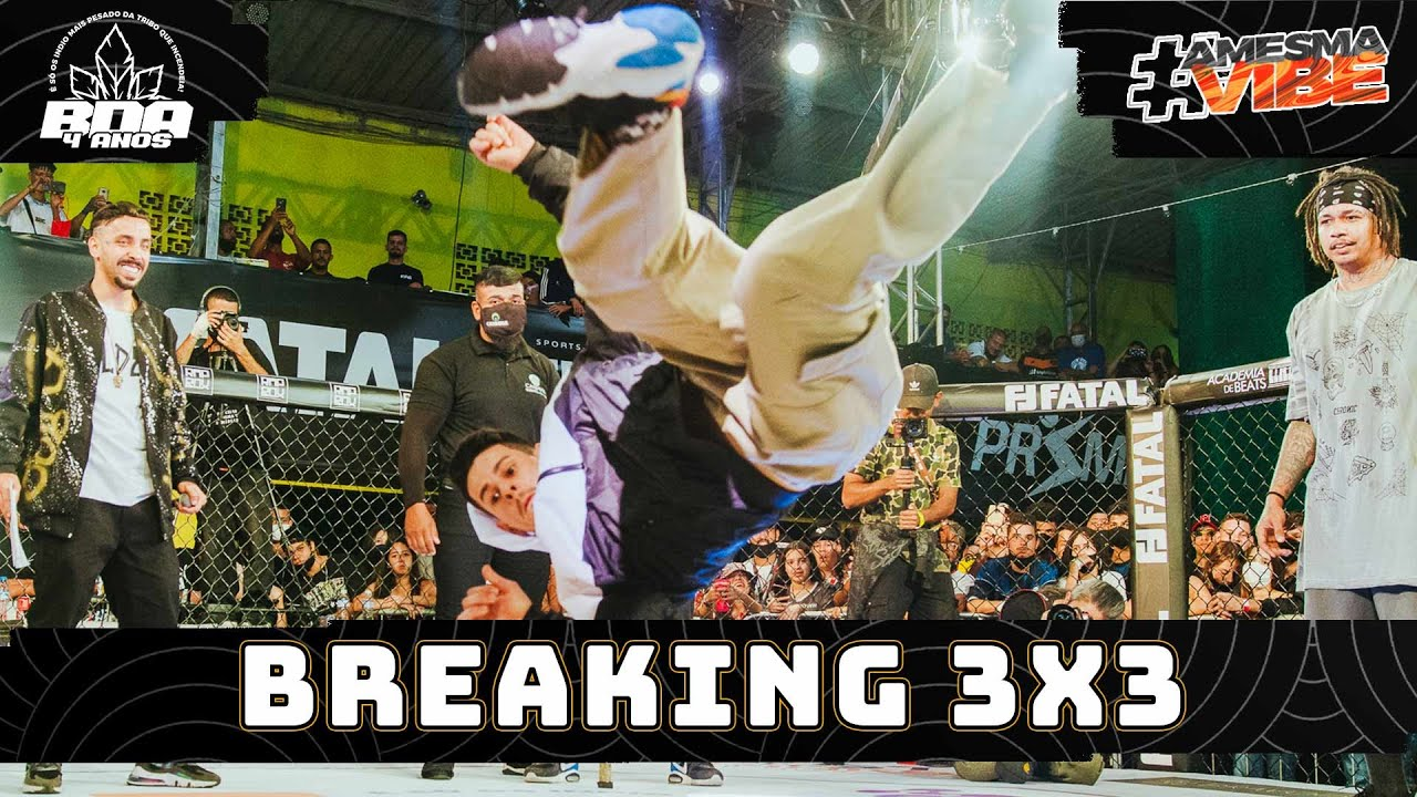 Download BATALHA DE BREAKING 3X3 | BDA 4 ANOS | #AMESMAVIBE