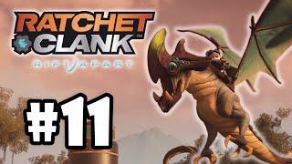 CHILLISTI LOHIKÄÄRME | Ratchet & Clank: Rift Apart osa 11