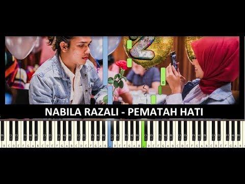 Nabila Razali - Pematah Hati [Instrumental Piano Cover]