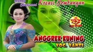 Anggrek Kuning-Campursari Kreasi Jombangan
