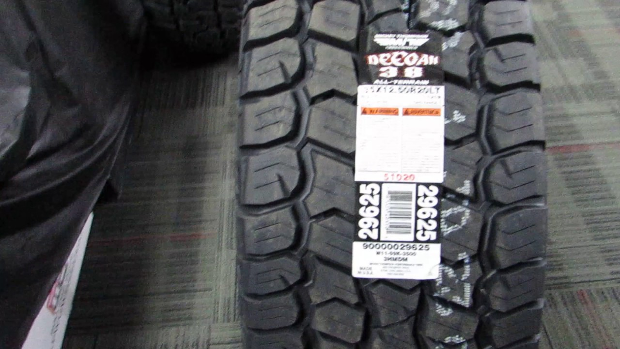 Bf Goodrich All Terrain >> MICKEY THOMPSON DEEGAN 38 TIRE REVIEW (SHOULD I BUY THEM?) - YouTube