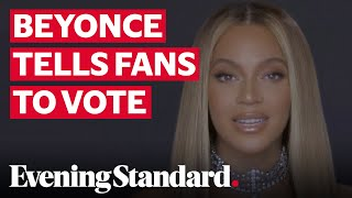 BET Awards 2020 highlights: Beyonce gives rousing anti-racism speech