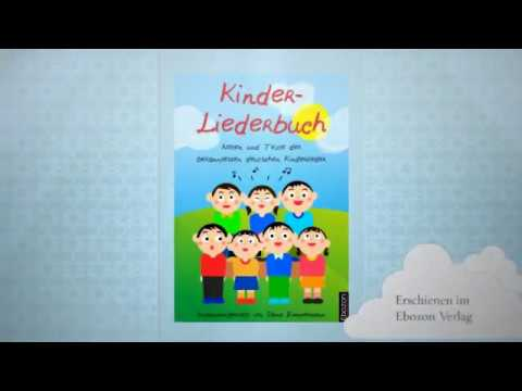 Kinder-Liederbuch - Noten und Texte der bekanntesten deutschen Kinderlieder (Buchtrailer)