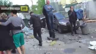 Одесса, часть 4, боевые действия демонстрантов 02.05.14 г. (полное видео с Греческой)(без комментариев., 2014-05-03T20:48:21.000Z)
