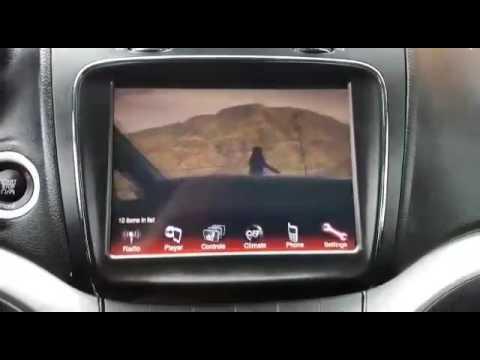 2016 Dodge Journey >> Adding navigation HDMI backup camera and Chromecast to 2016 Dodge Journey - YouTube