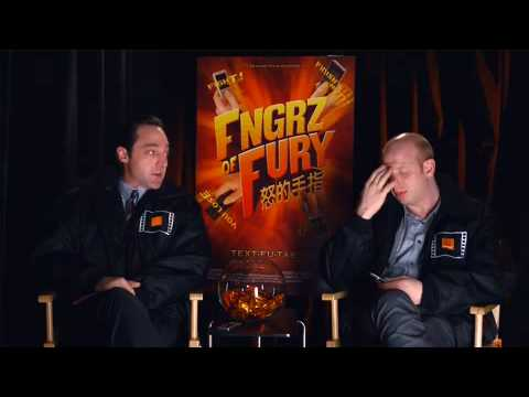 gold spot   Fngrz of Fury - interview   Orange UK