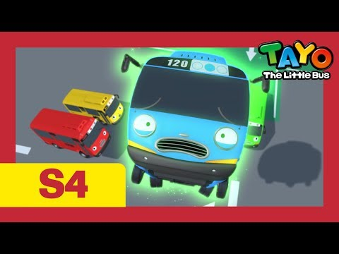 Tayo and Wizard Special l Why Tayo is flying?! l Tayo S4 Compilation l Tayo the Little Bus