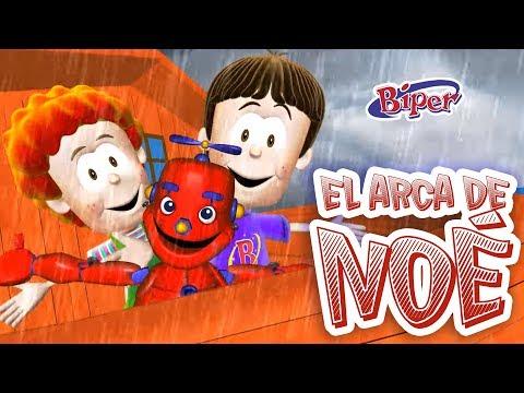 Biper y Sus Amigos - El Arca de Noé (Video Oficial) [4K]