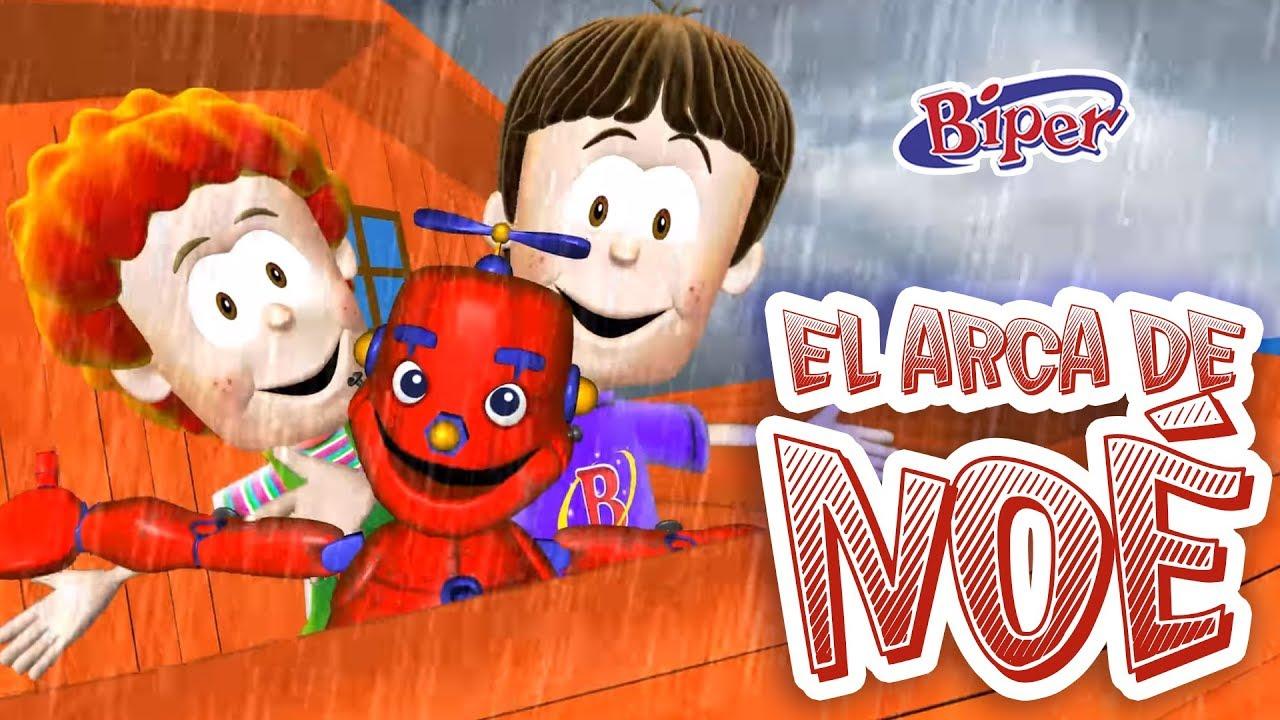 Download Biper y Sus Amigos - El Arca de Noé (Video Oficial) [4K]