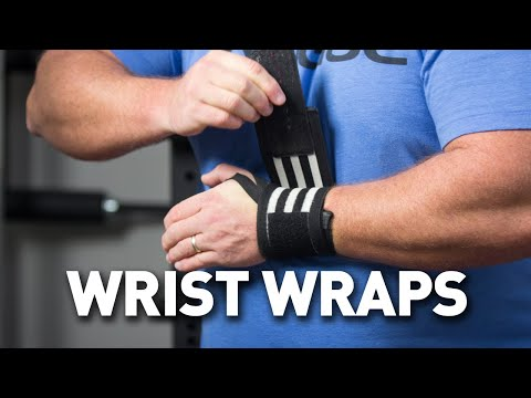 All About WRIST WRAPS for Bench Press and Overhead Press