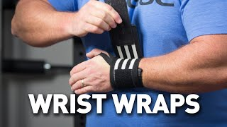 All About WRIST WRAPS for Bench Press and Overhead Press screenshot 4