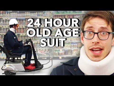 The Try Guys Live Like 80-Year-Olds For A Day