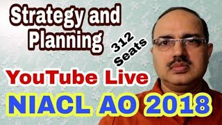NIACL AO-2018: Strategy and Planning #Amar Sir