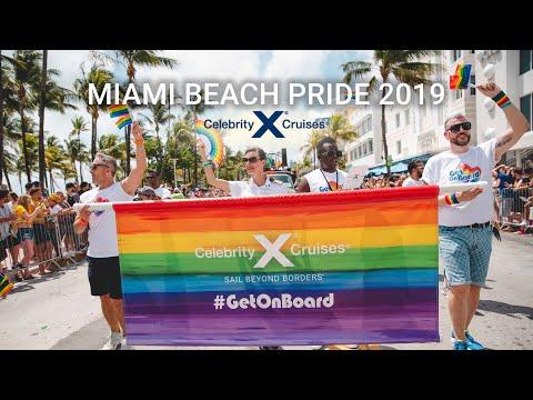 Miami Beach Pride | Celebrity Cruises (2019)