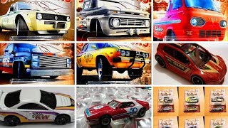 Hot Wheels 2018 Car Culture Shop Trucks and More News