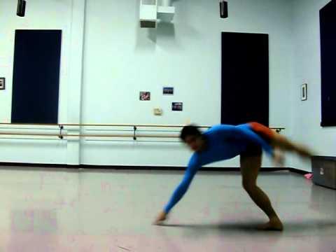 Randy Herrera at Dance West Ballet