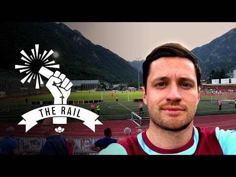 West Ham Back In Europe w/ Spencer FC plus PSG & Football Friendships | The Rail