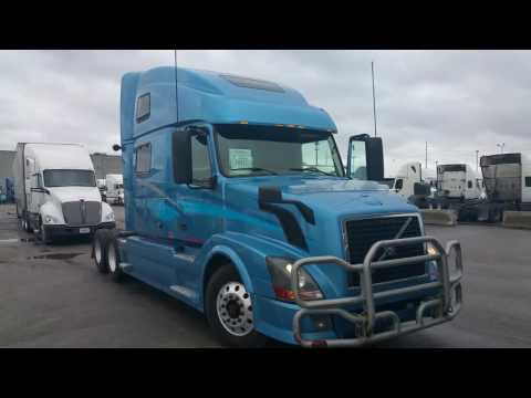 Lease truck day 4 ( 780 sleeper )