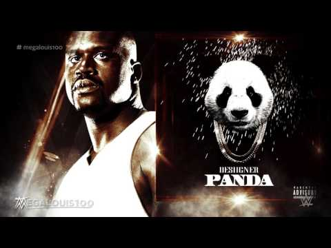 2016:  Shaquille O'Neal (Shaq) 2nd and NEW WWE Theme Song -