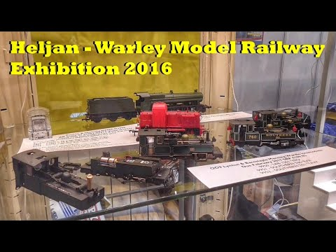 Heljan - Warley National Model Railway Exhibition 2016