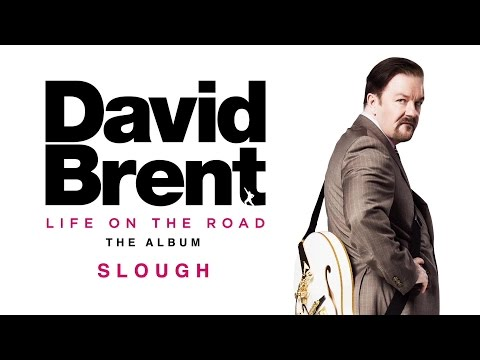 David Brent - Slough (Official Audio)