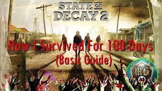 How I Survived for 100 Days (Basic Guide)