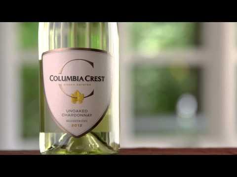 Columbia Crest - Grand Estates Unoaked Chardonnay