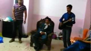 HIRVA NISARGA performed Rajat B and Sumedh S