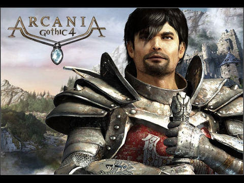 ArcaniA: Gothic 4 Gameplay PS3 RPG