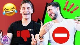 Bryan (LVDA3) vs Illan (LaVilla4) : ils s'affrontent avec le sourire !