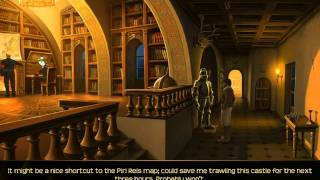 Lost Horizon Walkthrough Part 46 -Catalogue to the Artifacts-