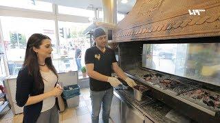 شاب سوري وقصة نجاح مطعمه في ألمانيا