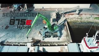 Sennebogan Cranes // Fast Shipping