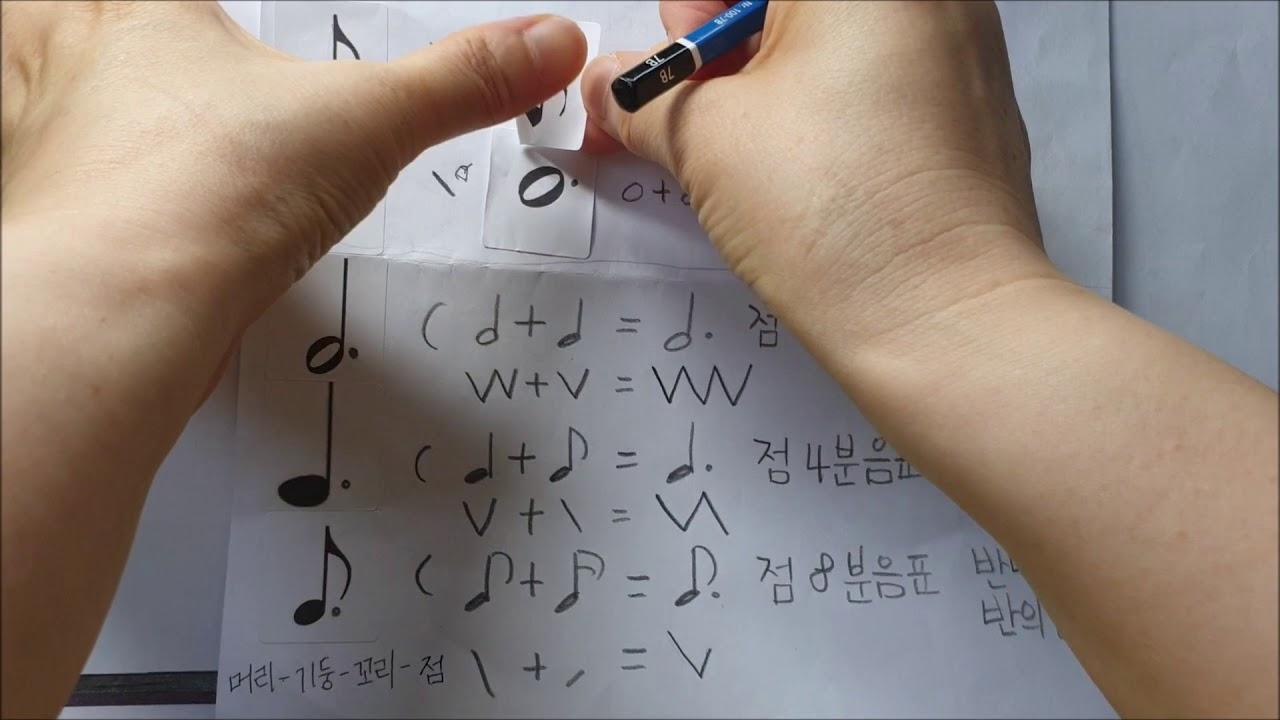 음악 이론 장조 단조