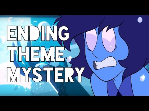 Steven Universe Theory: Ending Theme Mystery {All Love Like You Variations}