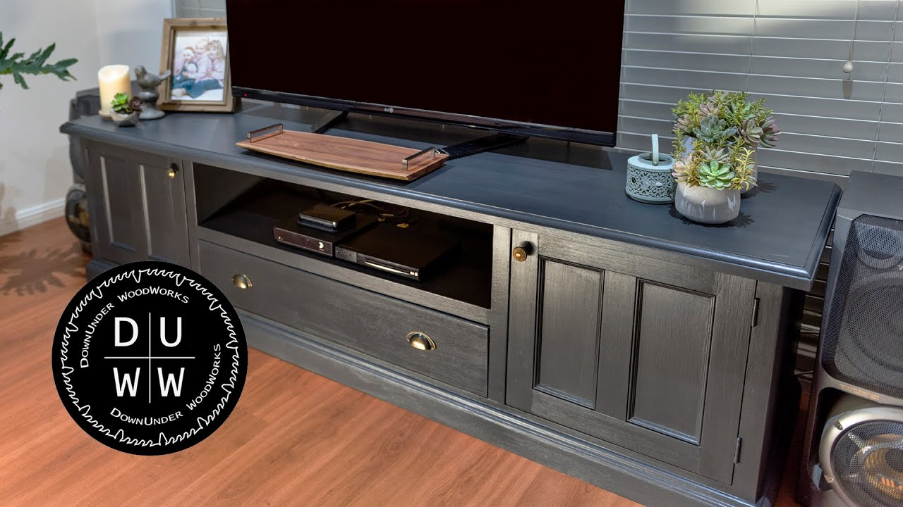 Upcycling/remodelling Old Furniture   How To. #1 TV Unit