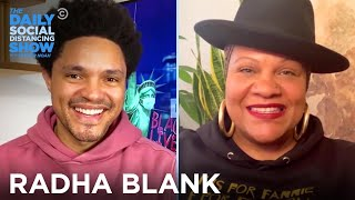 "Radha Blank: ""The Forty-Year-Old Version"" & Confronting Rejection 
