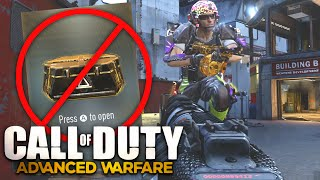 Advanced Warfare: My Issue with Advanced Supply Drops!