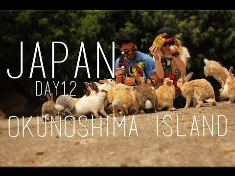 "Japan: Day 12 - Okunoshima ""Bunny"" Island"