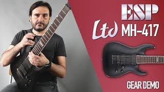 ESP Guitar | LTD MH-417