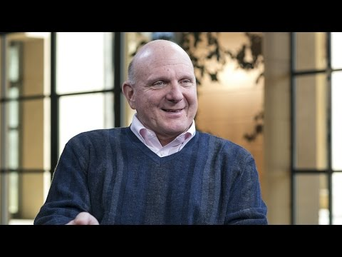 Ex-Microsoft CEO Steve Ballmer Talks U.S. Election, Working With Bill Gates & More