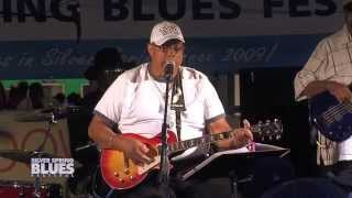 Charles Big Daddy Stallings   Silver Spring Blues Festival 2014