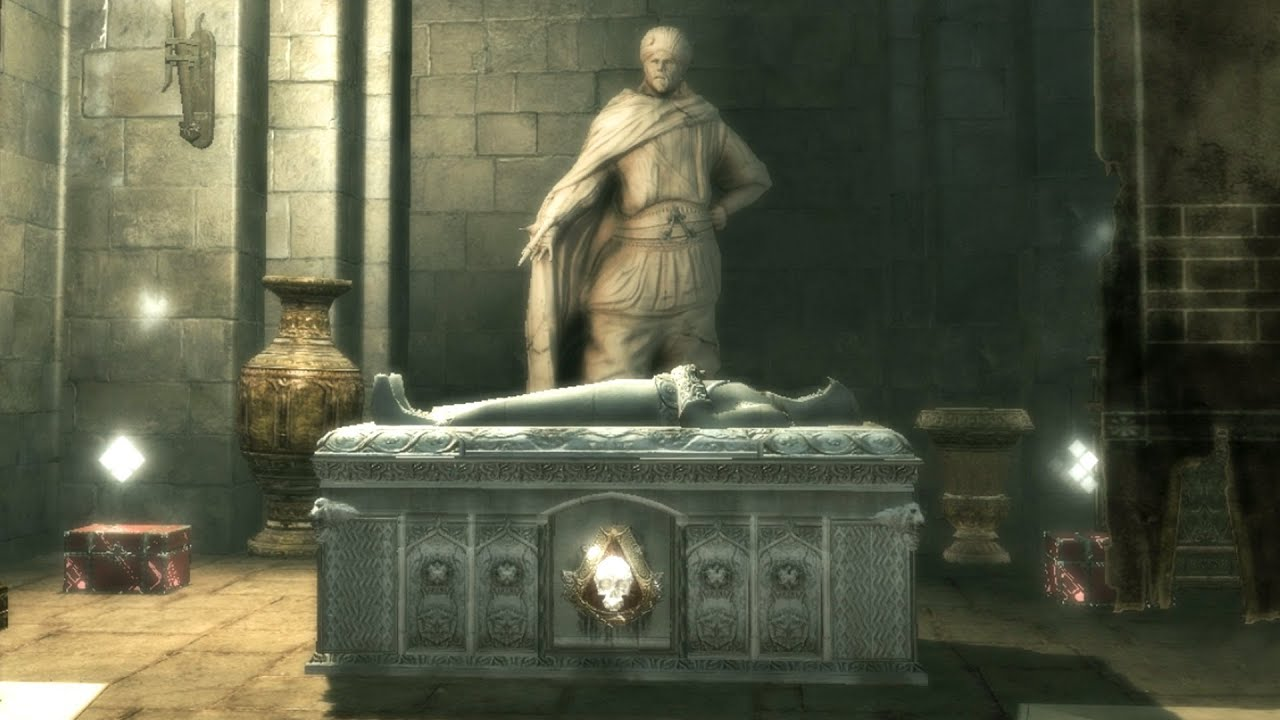 Novella S Secret Ezio Templar S Conspiracy And Seal Of Darius