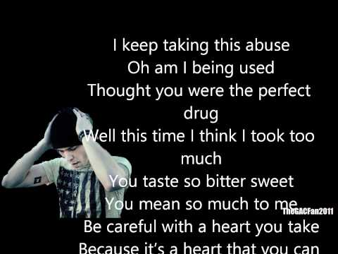 love hate relationship by Trapt lyrics