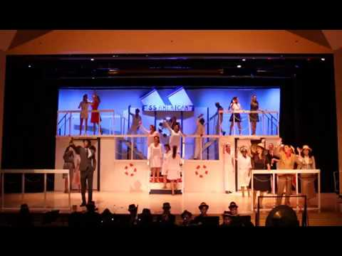 """Bon Voyage"" from ""Anything Goes"" - Miami Killian Senior High School"