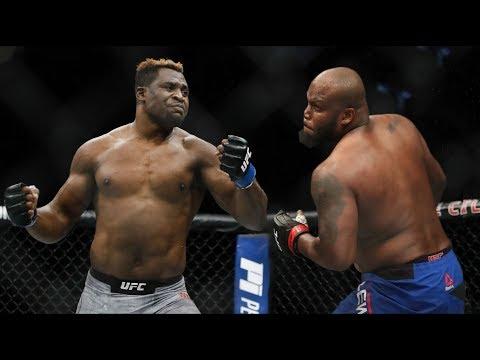 UFC 226 | Francis 'Predator' Ngannou Vs Derrick 'Black Beast' Lewis | Fighter Stats