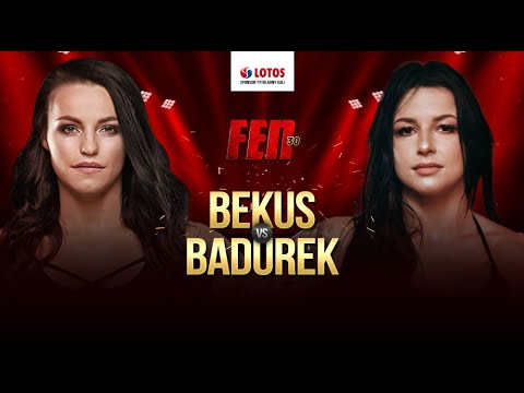 Bekus VS Badurek   FEN 30: LOTOS Fight Night WROCŁAW   TRAILER